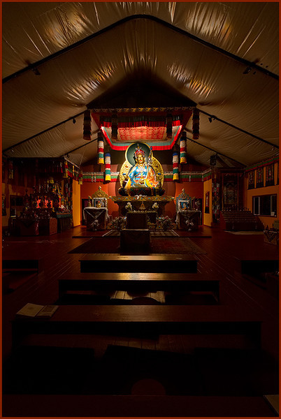 <center><i>Temple Buddha, Pema Osel Ling, </i>#6041+6043-7D (composite)</center>