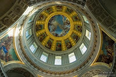 Dome and Windows - Photography by Wayne Heim