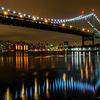 The Triborough Bridge(Robert F. Kennedy Bridge)