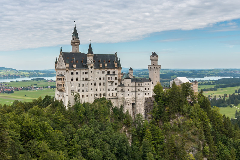 Castle Neuschwanstein, Bavaria Germany