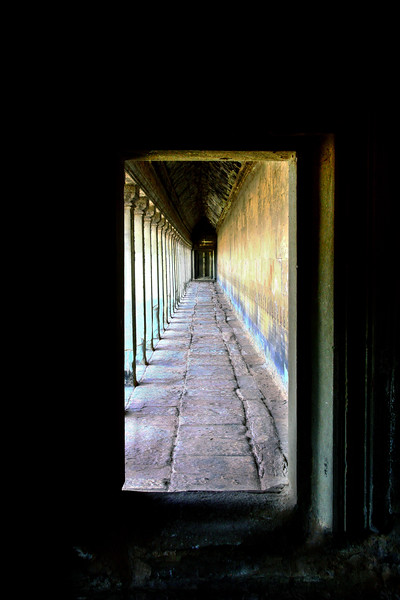 Gallery Entrance to Angkor Wat