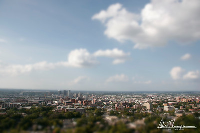 Birmingham, Alabama (Tilt-Shift)