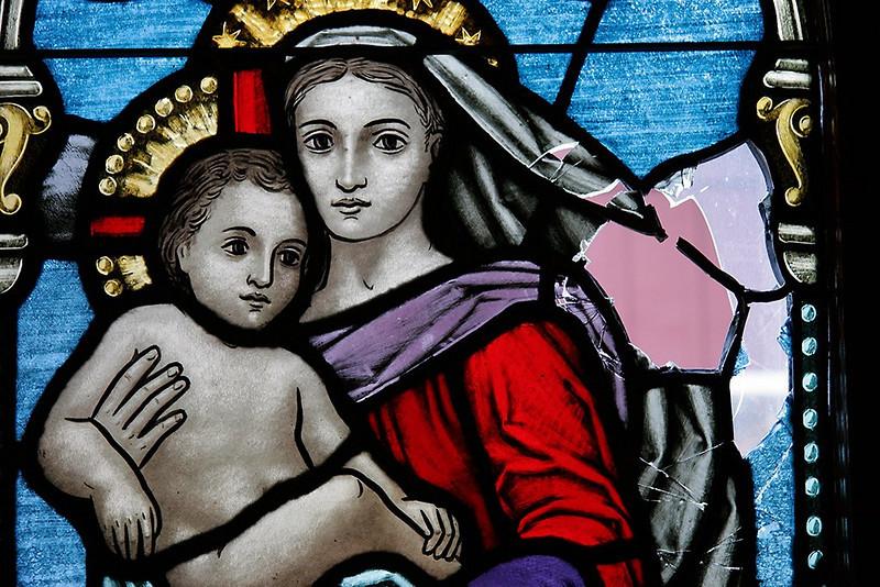 <center><i>Mother and Child</i>, #1594</center>