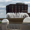Monona Terrace Fountain Madison