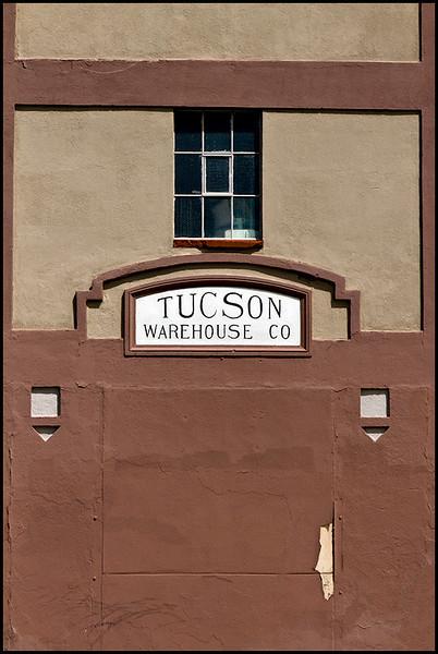 <center><i>Warehouse, Tucson</i></center>#3274-7D