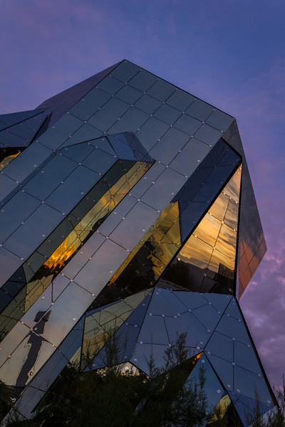 Crystal Building
