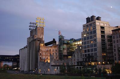 Mill City Museum, Minneapolis, MN. ©JLCramerPhotography 2008