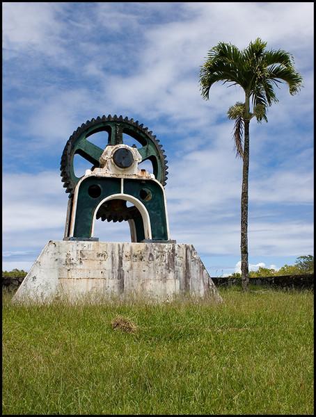 <center>Hawaiian Gear (Geocentric Ruin), #8207</center>