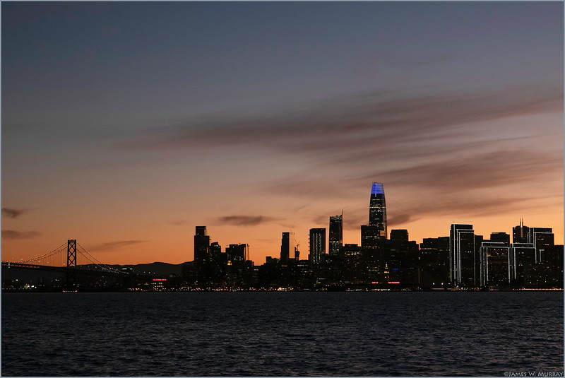 San Francisco, From Treasure Island,  December 28, 2018 ... [7DII.2018.2085]