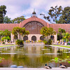 Botanical Garden and Lily Pond - Balboa Park, San Diego, CA