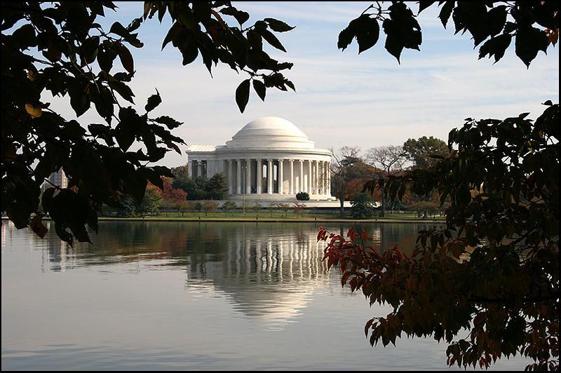 <center><i>Jefferson Memorial</i>, #6549</center>