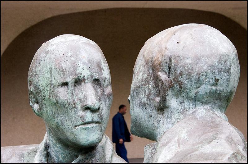 <center>Talking Heads (A Secret Among Friends), #2963</center>