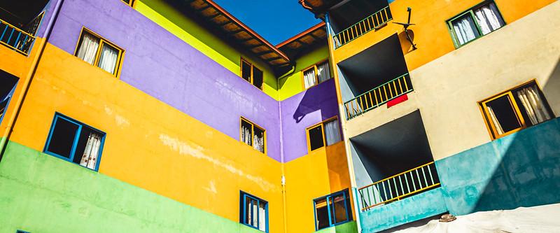 Rainbow Buildings