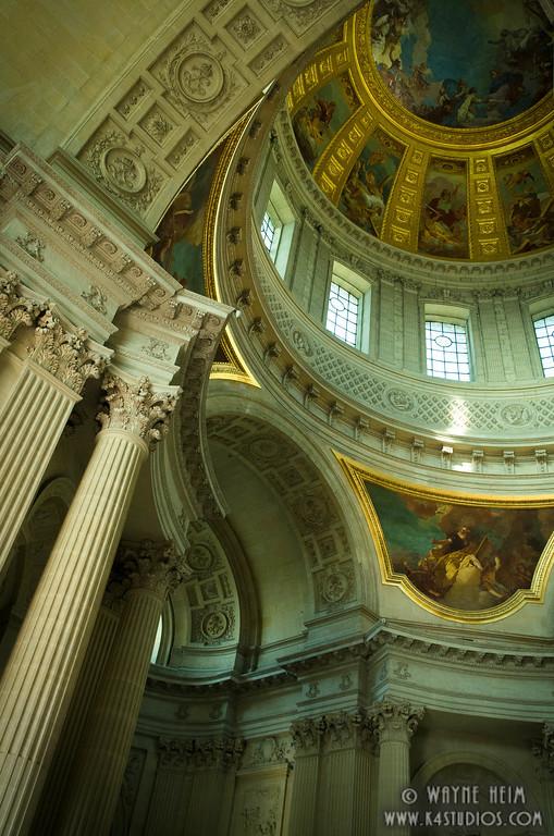 Napoleon's Dome - Photography by Wayne Heim