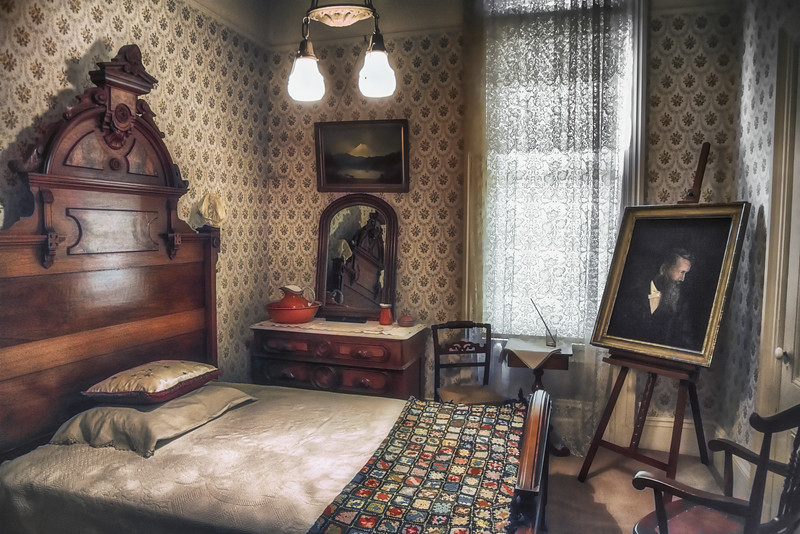 John Muir Bedroom