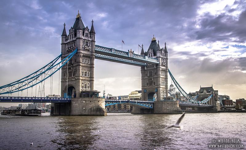 Tower Bridge - Photography by Wayne Heim