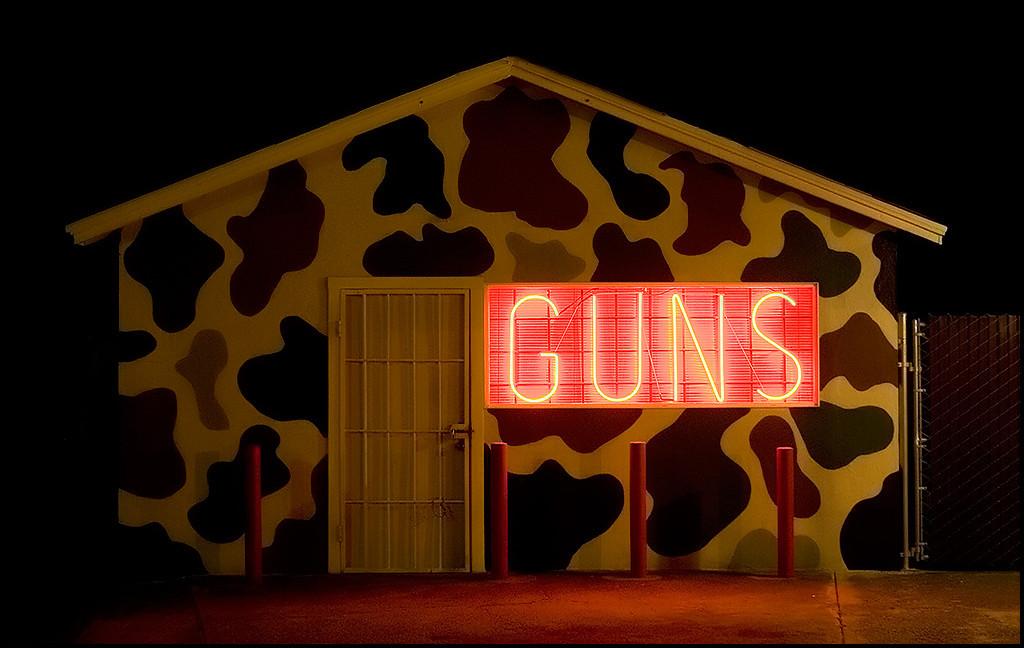 <center>GUNS, #7029</center>