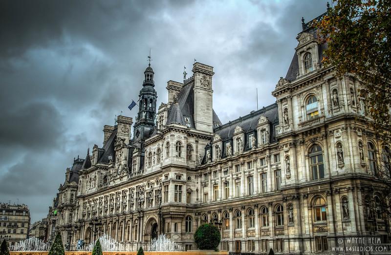 Hotel de Ville - Photography by Wayne Heim
