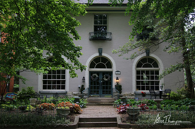 Old Louisville home