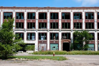 Packard Exterior