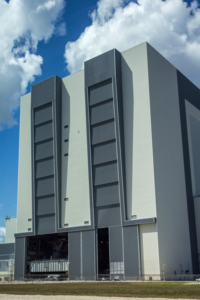 NASA Assembley Buidling