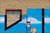 <center><i>Blue Wall Window</i></center>#1533-7D