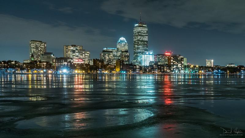 Reflected Boston
