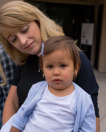 Isabelle in San Diego