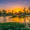 Echo Park Sunset