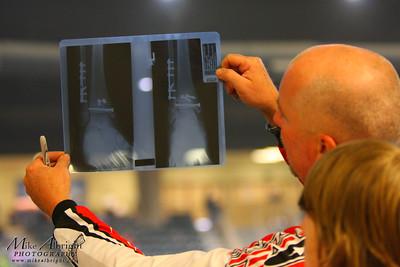 Dakota Senger's x-ray
