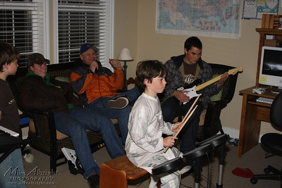 Rock Band with E-Dogg on the vocals.