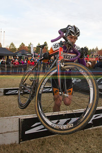 The US Grand Prix series race #7 in Bend, Oregon on December 10,2011.