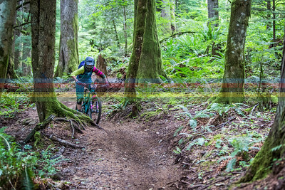 Kathy Pruitt continued her strong results racing in the Northwest.
