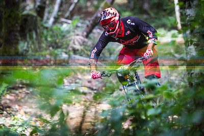 Incycle rider Kevin Smallman