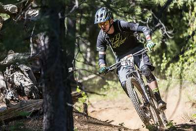 Eric Patterson from 2014 Oregon Enduro Sponsor Fly Racing.