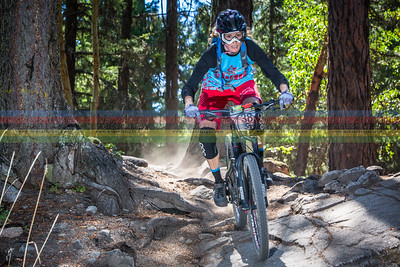 Andrea Napoli took first place for the Pro Women