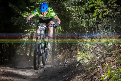 Luke Mason out of Bend, Oregon.  1st place expert men 40+.