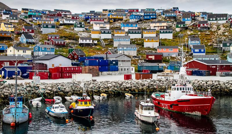 Upernavik Greenland