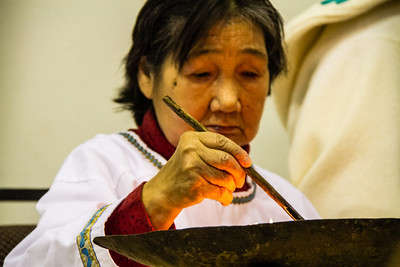 Inuit Welcome Flame