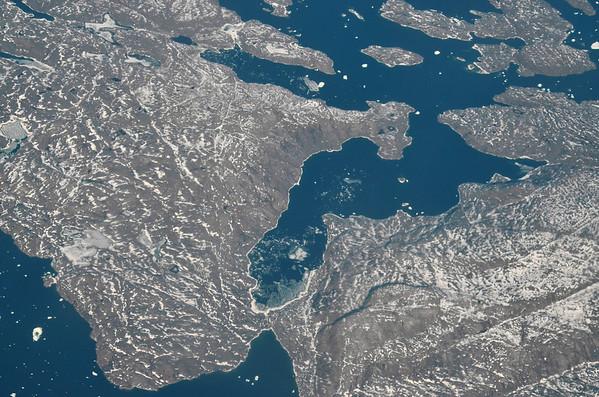 Augpilagtoq Island, Upernavik Isfjord, 73° N, 55° W