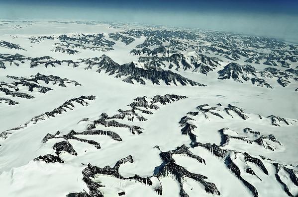 Watkins Bjerge, Kronborg Glacier, Kong Christian den IX Land, 68-69° N, 30-28° W