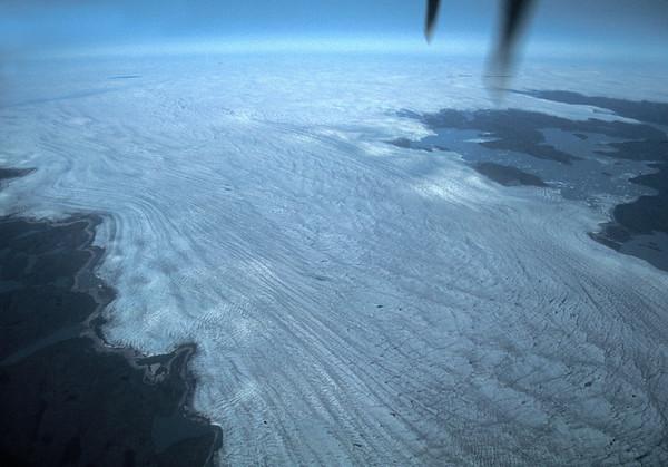 Nordenskjöld glacier, W Greenland
