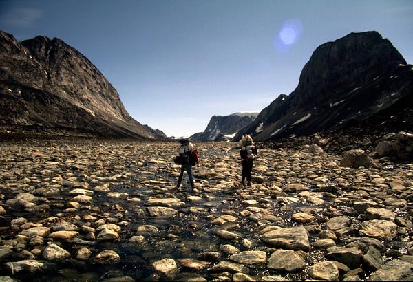 Kugsuaq valley, Nuqssuaq
