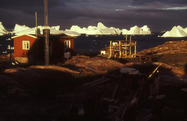 Sarqaq, West Greenland