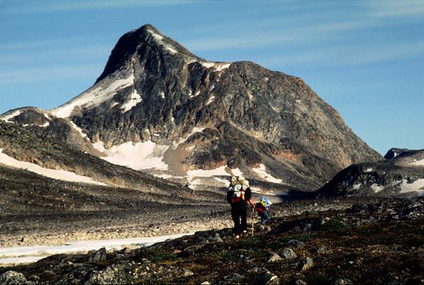 Umataussaq, 900m, Nuqssuaq
