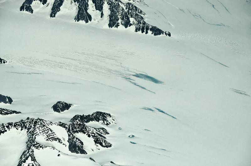 Kronborg Glacier, Kong Christian den IX Land, 68-69° N, 30-28° W
