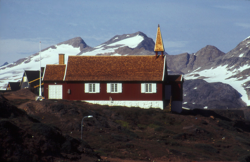 Ammassalik, East Greenland