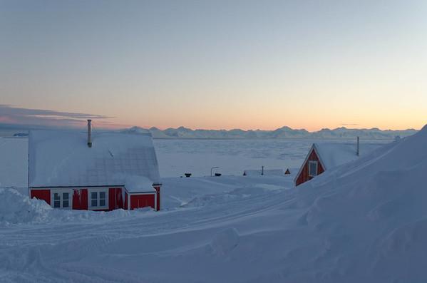 Scenes of Ittoqqortoormiit, Scorsby Sund