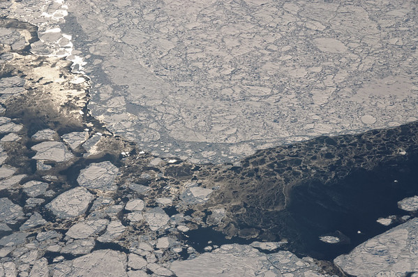 East Greenland's ice stream