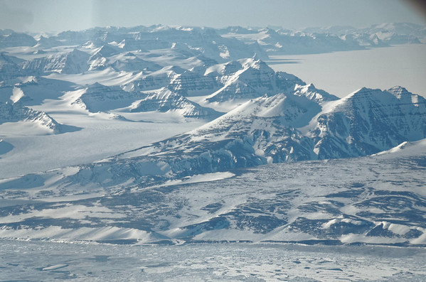 Volquart Boon Kyst, North East Greenland